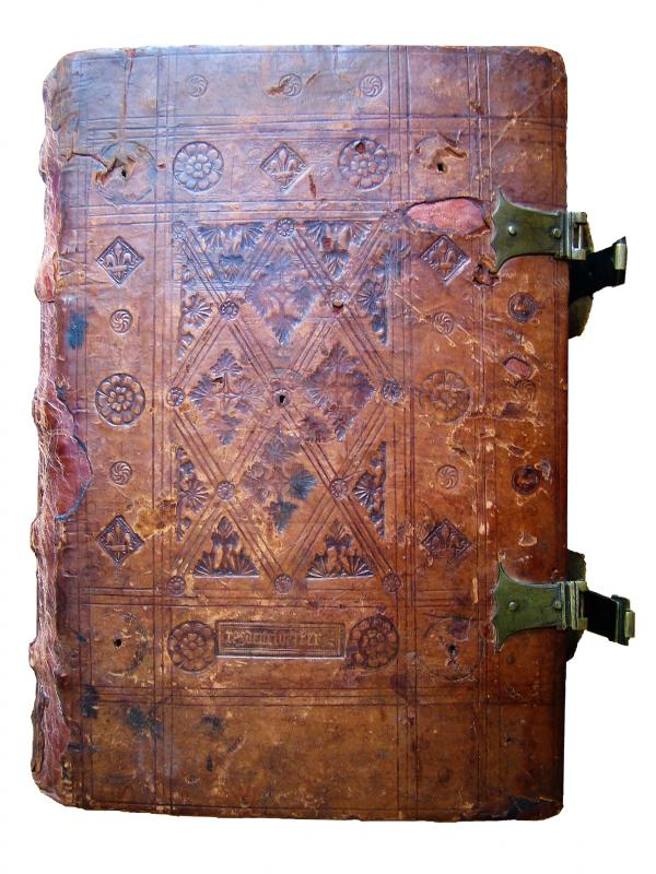 Binding Front - Colour